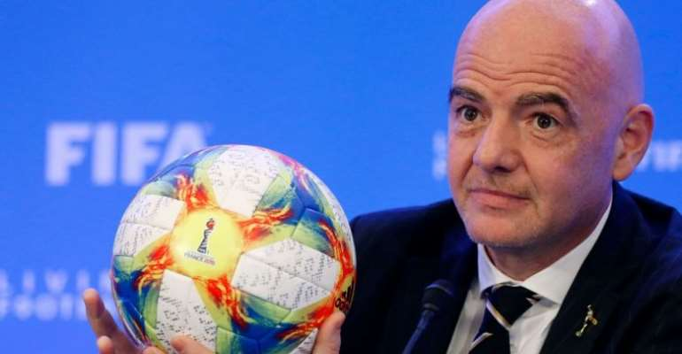 Fifa Expected To Take Over The Running Of African Football