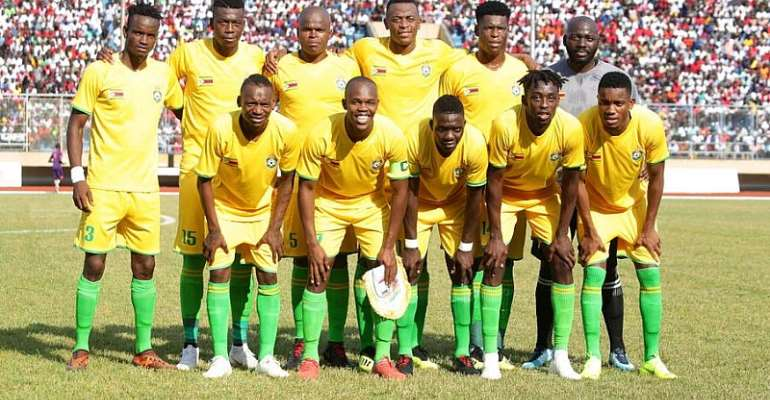 AFCON 2019: Zimbabwe's Kadewere Dreams Of Success In Egypt