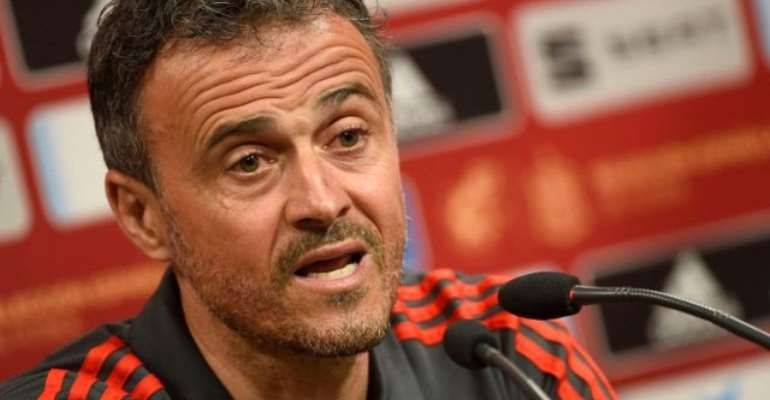 Spain Manager Luis Enrique Quits After 11 Months