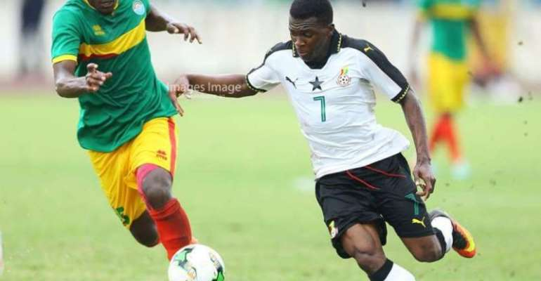 AFCON 2019: I Always Dream To Play At AFCON - Thomas Agyepong