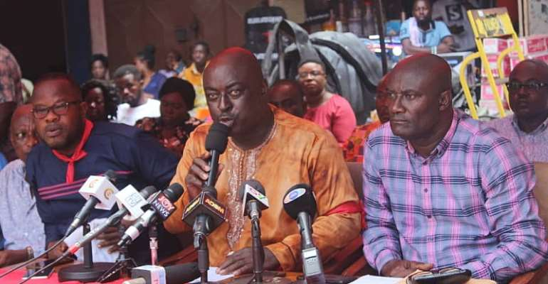 We Will Take Our Destiny Into Our Own Hands—Abossey Okai Spare Parts Dealers Warn Gov't