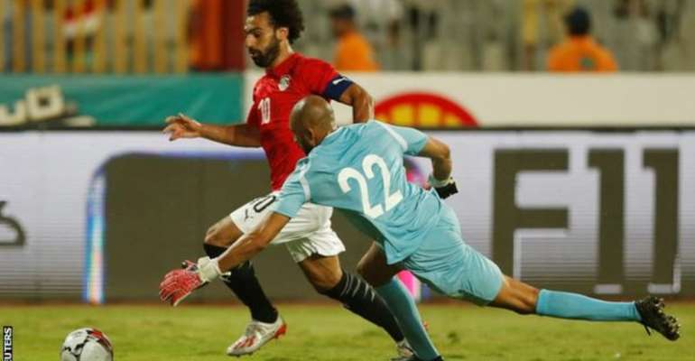 AFCON 2019: Egypt To Play Zimbabwe In AFCON Opener