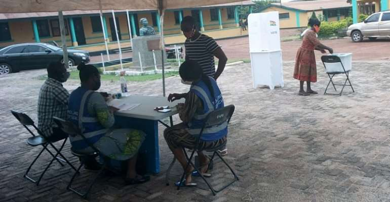 NPP Primaries: Angry Youth Allegedly Attack Sunyani East Constituency Chairman