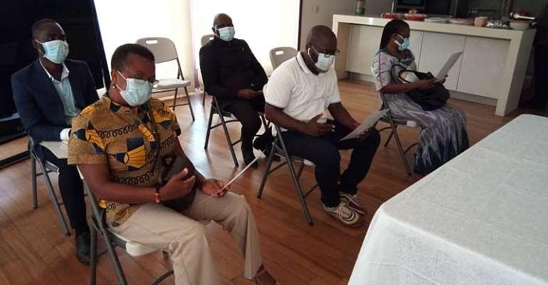 CSOs Submit Civil Society Education Manifesto To NDC