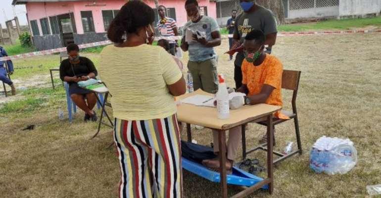 NPP Primaries: Krowor Constituency Starts Peacefully