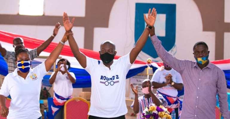 NPP Primaries: Ofoase Ayirebi NPP Acclaims Oppong-Nkrumah