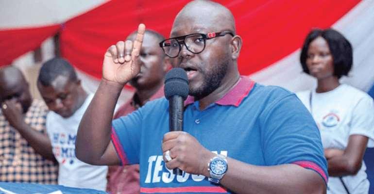 NPP Primaries: Incumbent MP William Quaitoo Loses Oda; Asenso Boakye Wins Bantama