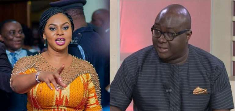 NPP Primaries: Adwoa Safo Floors Mike Oquaye Jnr With 8 Votes