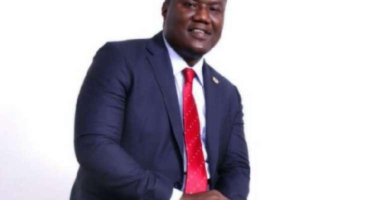 Effiduase-Asokore: MP Dr. Ayew Afriyie Wins To Retain His Seat