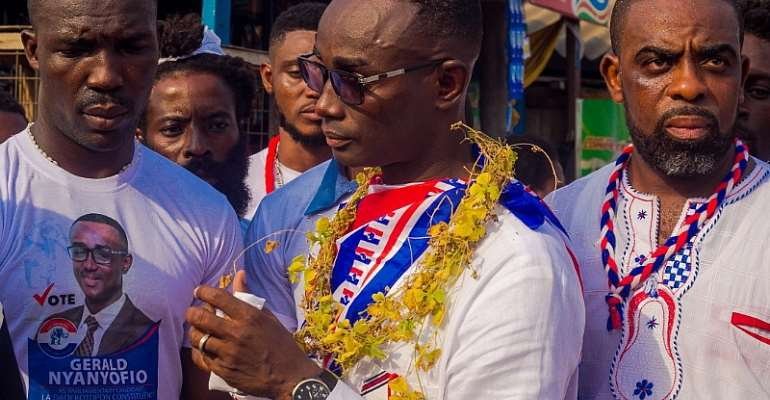Joseph Gerald Nii Tetteh Nyanyofio