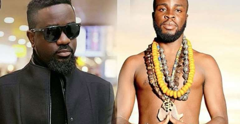 Sarkodie And Manifest Reacts To 'Brown Paper Bag'; Educate Fans