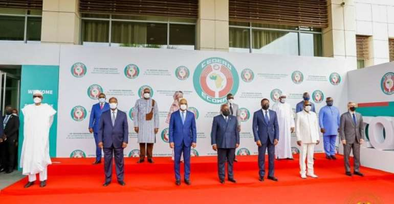 ECOWAS to reduce 15-Member Commission to seven