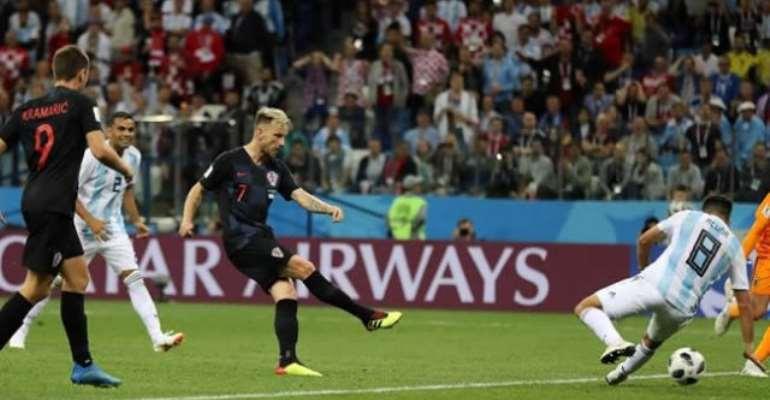 Gallant Croatia Tears Messi And His Argentina Team Apart