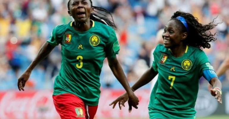Women's World Cup: Cameroon Score Injury-Time Winner Against New Zealand To Reach Last 16
