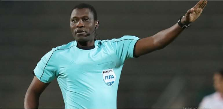AFCON 2019: Cameroonian Referee Alioum Named For Egypt – Zimbabwe Opener