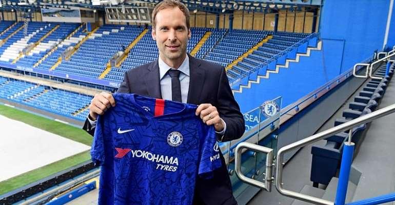 Cech Makes Chelsea Return As Technical Advisor