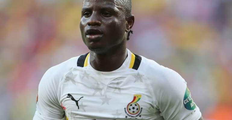 Mubarak Wakaso Insists Black Stars Are Ready Sacrifice To Win AFCON