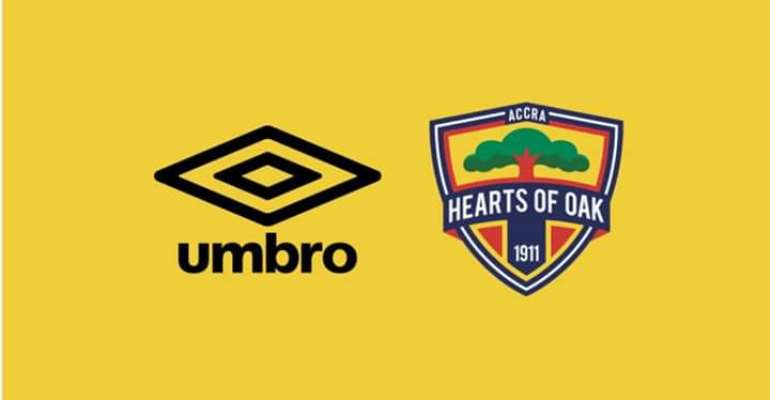 Hearts Of Oak To Unveil Umbro Kits Today