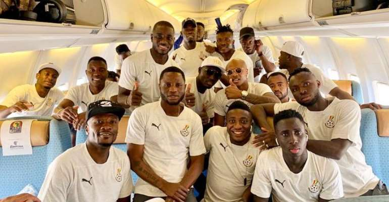 AFCON 2019: Jonathan Mensah Implores Ghanaians To Remember Black Stars In Prayers