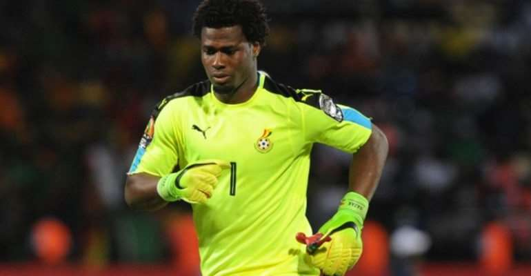 AFCON 2019: Razak Brimah Sends Good Luck Message To Black Stars Ahead Of AFCON