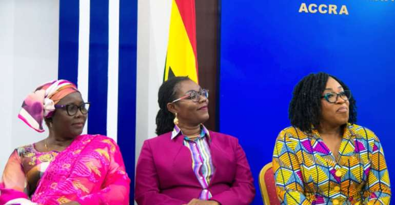 Dynamism and Activism of Female Ministers Applauded by NPP-Finland