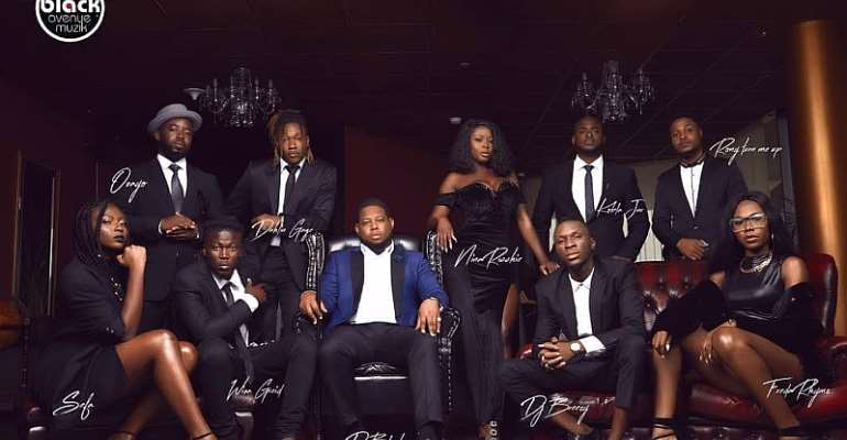 Four Artistes Exited My Record Label—D Black