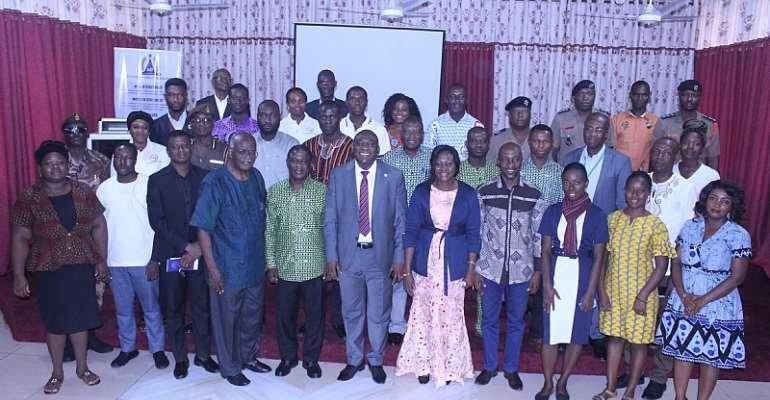 Sunyani Technical University, IoD-Ghana Sign MoU