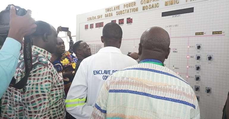 Dawa 330kV Substation, Industrial Zone Inaugurated