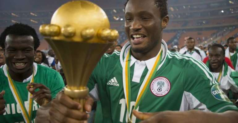 Nigeria Captain Mikel Obi Targets Replicating 2013 AFCON Glory In Egypt