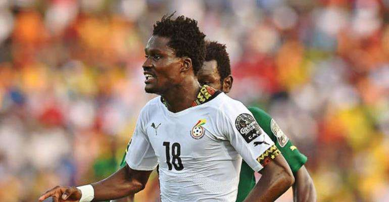 AFCON 2019: Daniel Amartey Wishes Black Stars Well Ahead Of AFCON