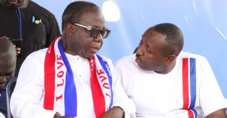 NPP Condemns Violent Members After Primaries