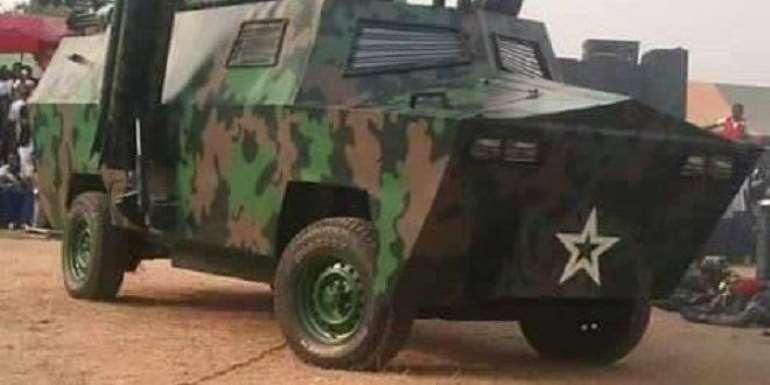 BoG in talks with Kantanka to produce armoured bullion vans for banks