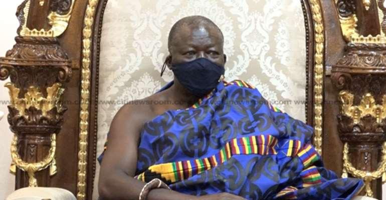 Asante group replies Bishop Dag; 'Asantehene's achievements are unmatched'