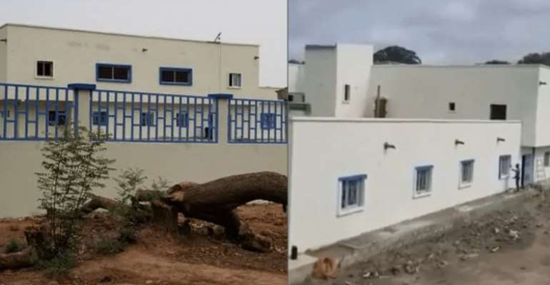 Sadio Mane commissions €500,000 hospital he built in his hometown