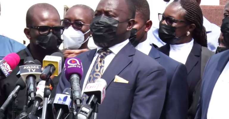 'I stand by my comments' – Ayine replies CJ's petition