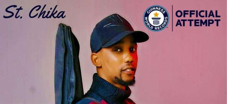 St. Chika breaks Guinness World Record for 'Longest Officially Released Song'
