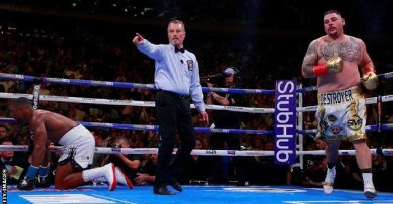 Joshua Gets £20m In Defeat, Ruiz Gets £5m For Winning
