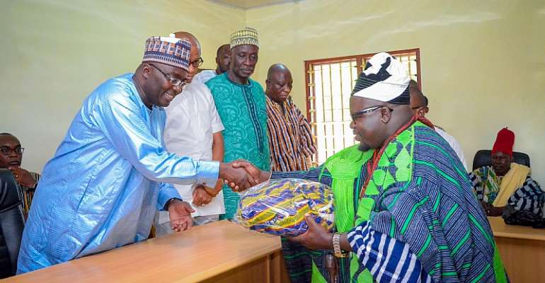 Akufo-Addo's Policies Improving The Lives Of Our People—Upper West Chiefs
