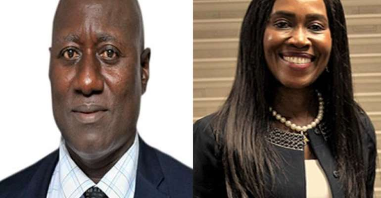 Col. Kwadwo Damoah (Rtd) and Ms. Julie Essiam are two of the three persons appointed to the GRA's executive management position.