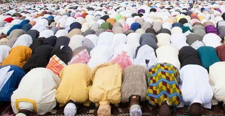 Federation Of Muslim Councils (FMC) Wish Muslims 'Eid Mubaarak'