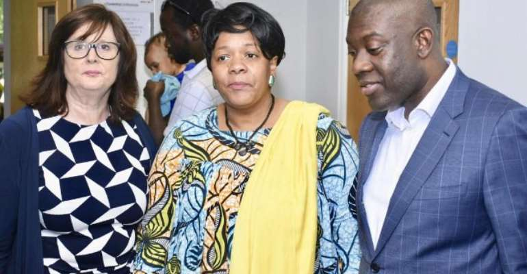 Minister for Information, Kojo Oppong Nkrumah made the call at a Ghana Diaspora homecoming roadshow in Coventry, UK..