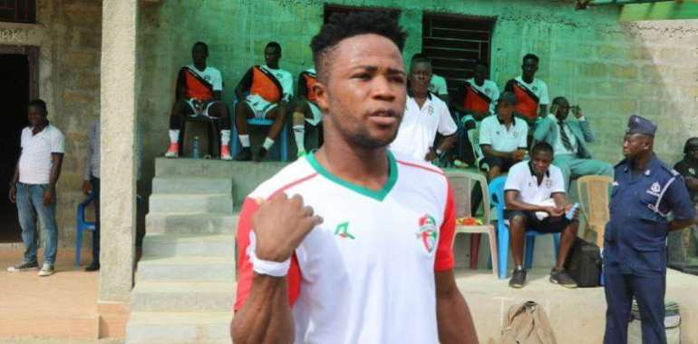 NC Special Cup: Karela United Striker Diawisie Taylor Poised To Put Kotoko To The Sword