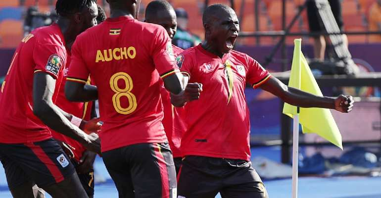 AFCON 2019: DR. Congo 0-2 Uganda - Cranes See Off Leopards To Go Top Of Group A