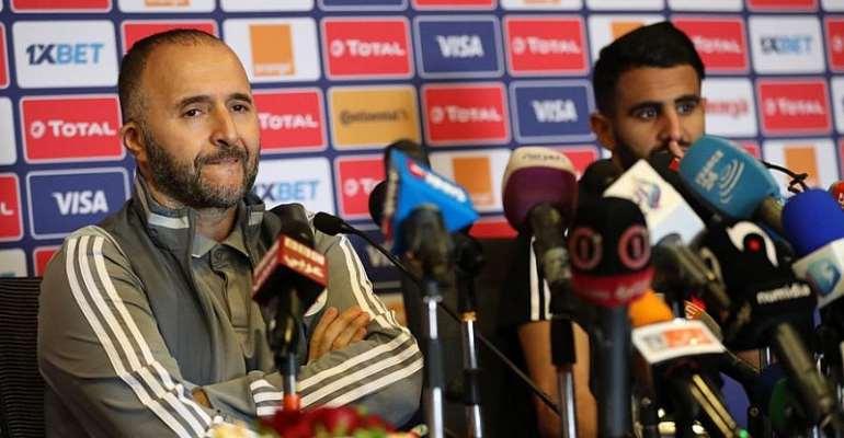 AFCON 2019: Kenya Not To Be Taken Lightly, Warns Algeria Coach