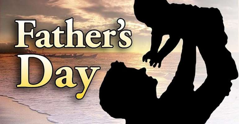 """Fatherhood: Compassion And Competence (Power): """"Give Them Something To Eat"""""""
