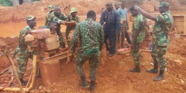 Soldiers will die more in any order to shoot to kill galamseyers – Ex 'galamseyer'