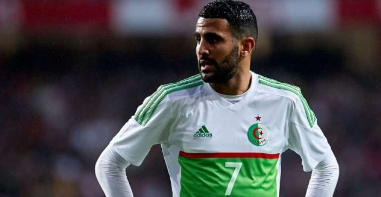 AFCON 2019: Mahrez Concerned About Unknown Quantity Kenya