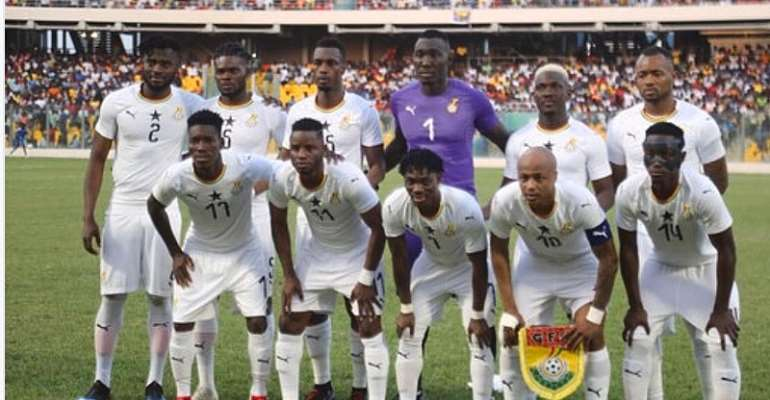 AFCON 2019: Black Stars Aim At Winning Start As AFCON Begins In Egypt