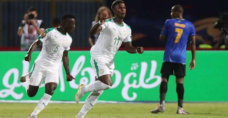 2019 Cup Of Nations: Senegal 2-0 Tanzania – Teranga Lions Bully Taifa Stars To Win Opening Match