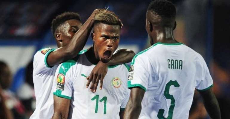 AFCON 2019: Senegal Beat Tanzania 2:0 In Cairo